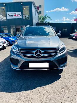 Mercedes Benz GLE 400