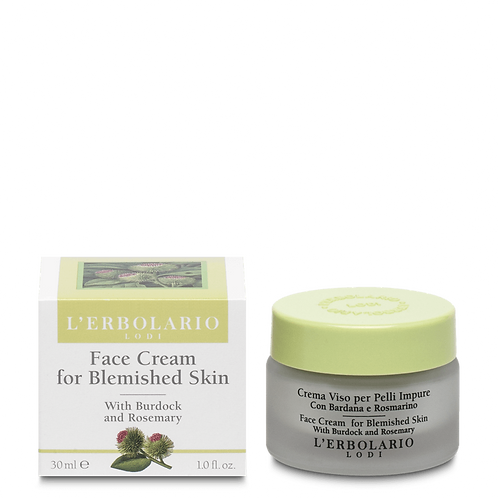 Face Cream for Blemished Skin