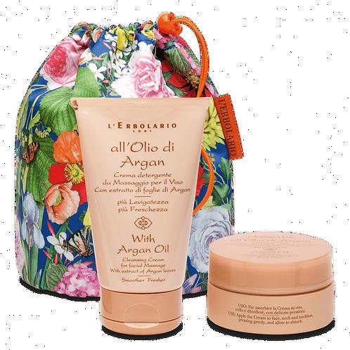 Argan Oil Beauty Bag
