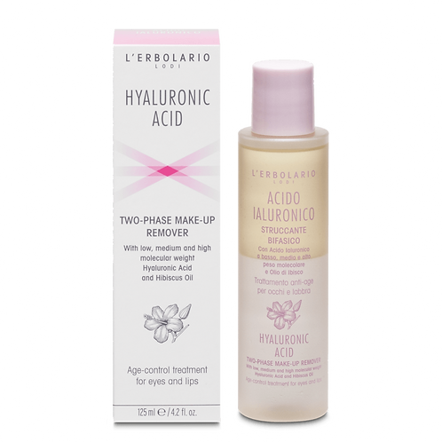 Hyaluronic Acid Two-Phase Make-Up Remover