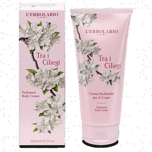 Tra i Ciliegi Perfumed Body Cream
