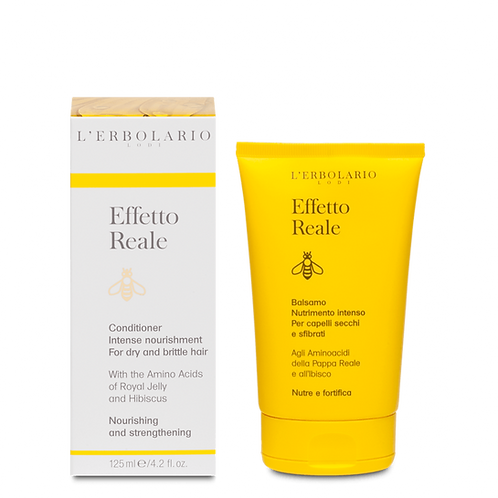 Effetto Reale Conditioner - Intense Nourishment for Dry and Brittle Hair