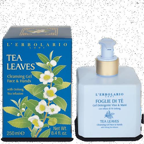 Tea Leaves Cleansing Gel Face & Hands