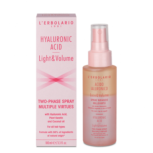 Hyaluronic Acid Light & Volume Two-Phase Spray