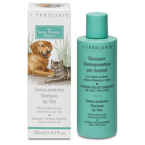 Dermo-Protective Shampoo for Pets