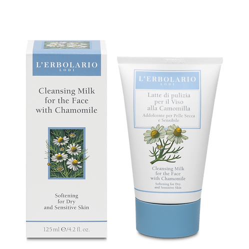 Cleansing Milk for the Face with Chamomile