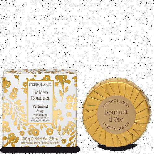 Golden Bouquet Perfumed Soap