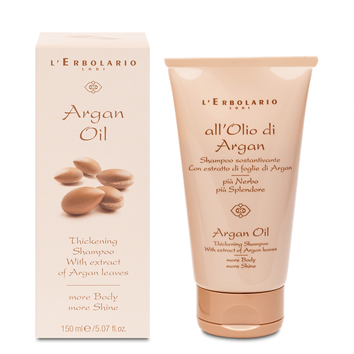 Argan Oil Thickening Shampoo with extract of Argan Leaves