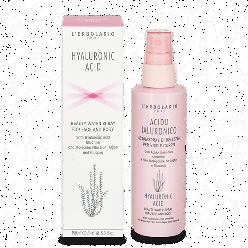 Hyaluronic Acid Beauty Water Spray