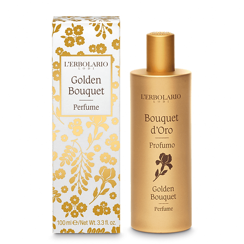 Golden Bouquet Perfume