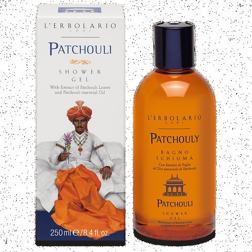 Patchouli Shower Gel