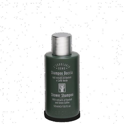 L'Erbolario Uomo Shower Shampoo (50 ml)