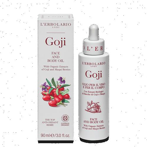 Goji Face and Body Oil