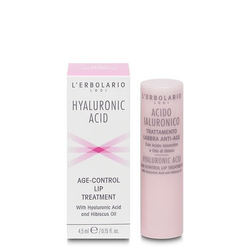 Hyaluronic Acid Age-Control Lip Treatment