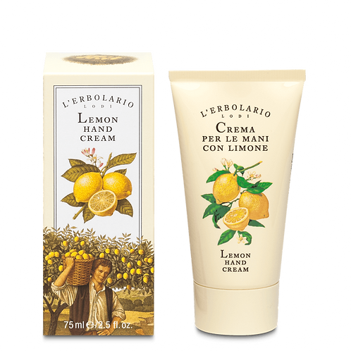 Lemon Hand Cream