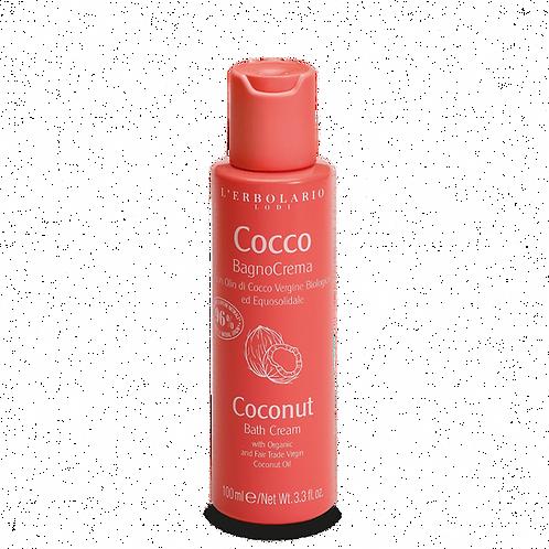 Coconut Bath Cream