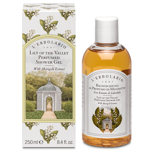Lily Of The Valley Perfumed Shower Gel
