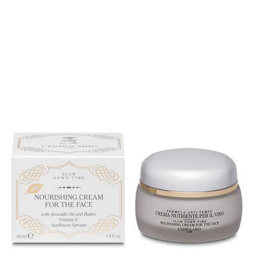Slow Down Time Nourishing Cream for the Face