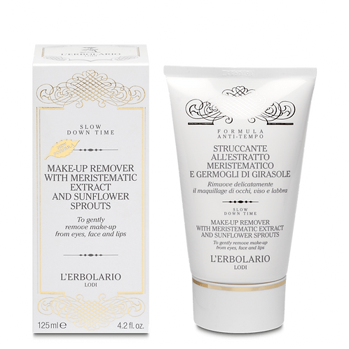 Slow Down Time Make-up Remover with Meristematic Extract and Sunflower Sprouts