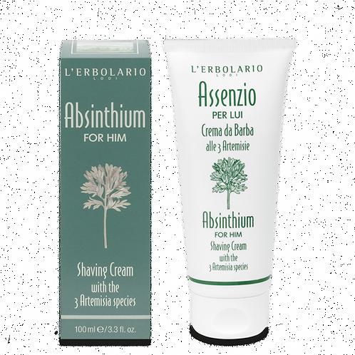 Absinthium for Him Shaving Cream