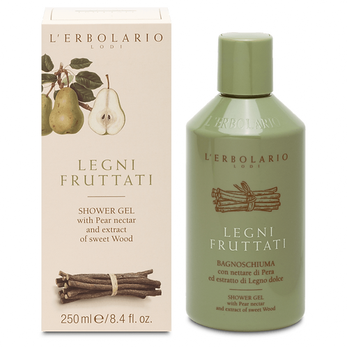 Legni Fruttati Shower Gel