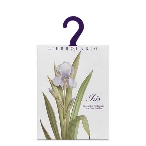 Iris Perfumed Sachet for Wardrobe