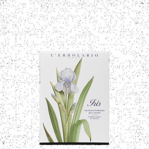 Iris Perfumed Sachet for Drawers