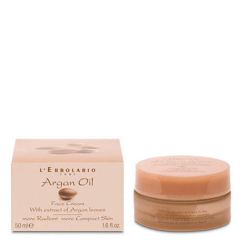 Argan Oil Face Cream with Extract of Argan Leaves