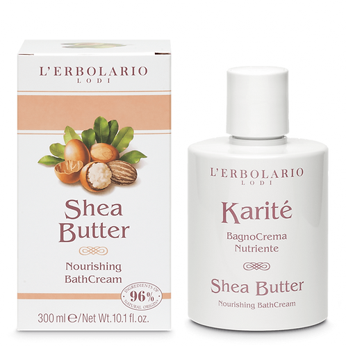 Shea Butter Nourishing BathCream
