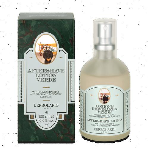 Aftershave Lotion Verde