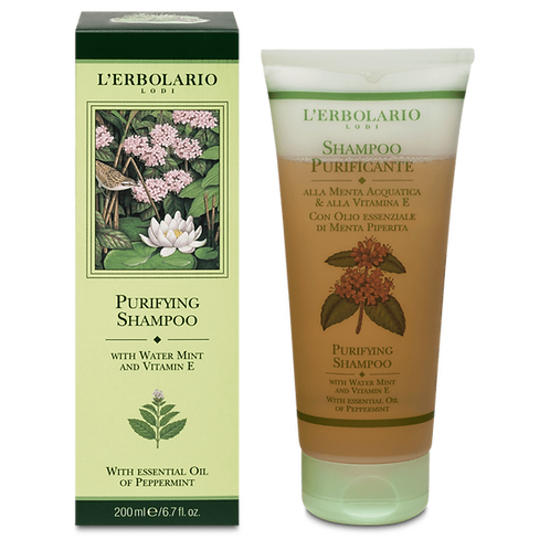 Mint Purifying Shampoo