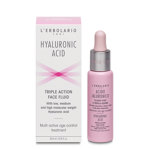 Hyaluronic Acid Triple Action Face Fluid