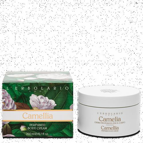 Camellia Perfumed Body Cream