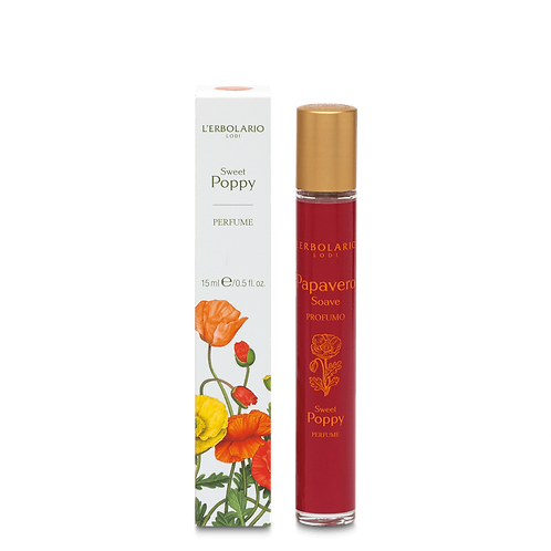 Sweet Poppy Perfume (15 ml)