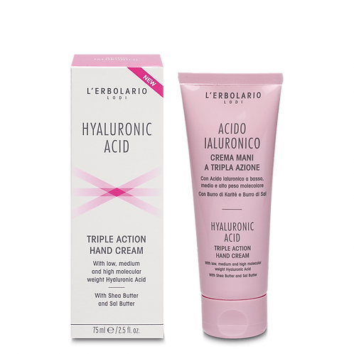 Hyaluronic Acid Triple Action Hand Cream
