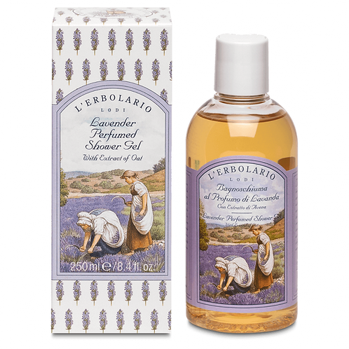 Lavender Perfumed Shower Gel