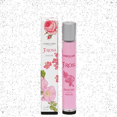 3 Rosa Perfume (15 ml)