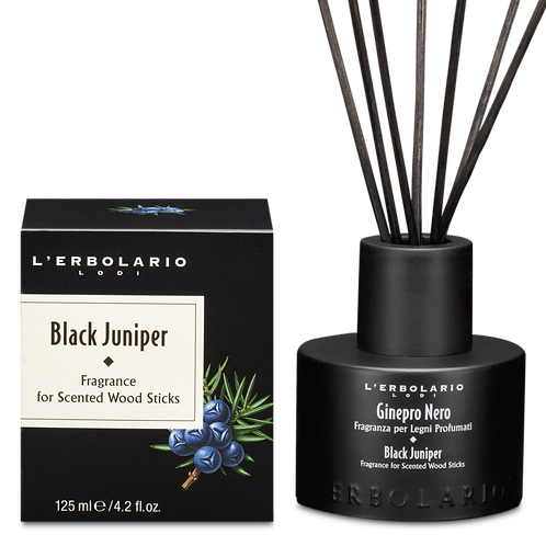 Black Juniper Fragrance for Scented Wood Sticks