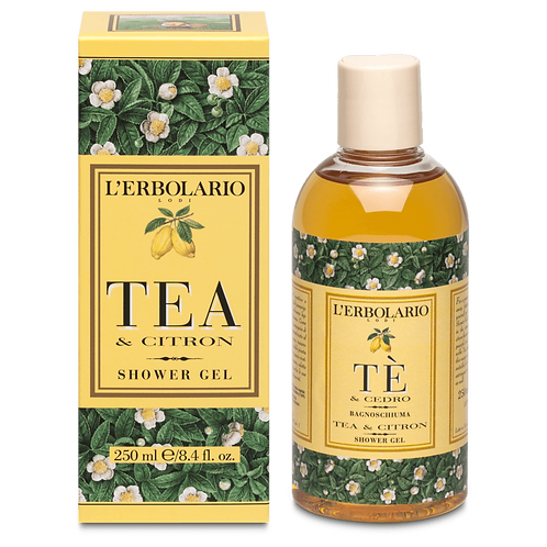 Tea and Citron Shower Gel