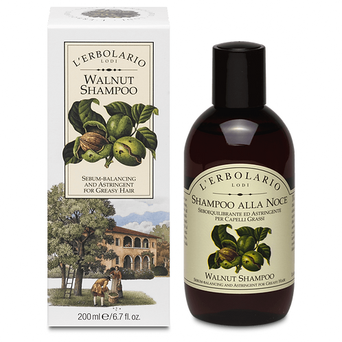Walnut Shampoo