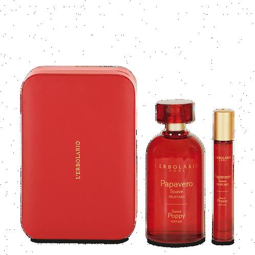 Sweet Poppy Perfume Anniversary Box