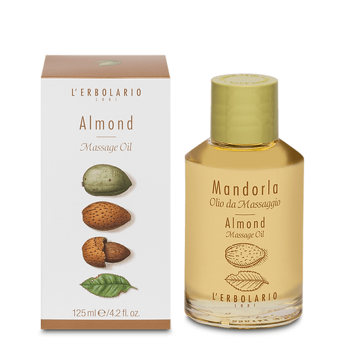 Almond Massage Oil