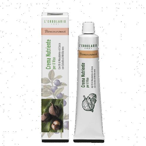 Bio-Ecocosmetics Nourishing Face Cream