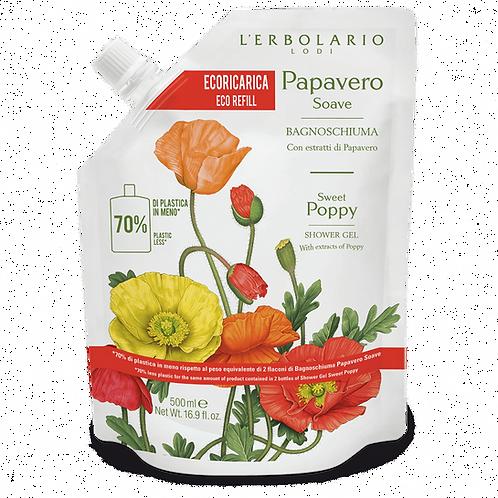 Sweet Poppy Eco Refill Shower Gel