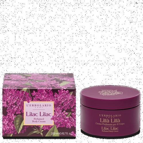 Lilac Lilac Perfumed Body Cream