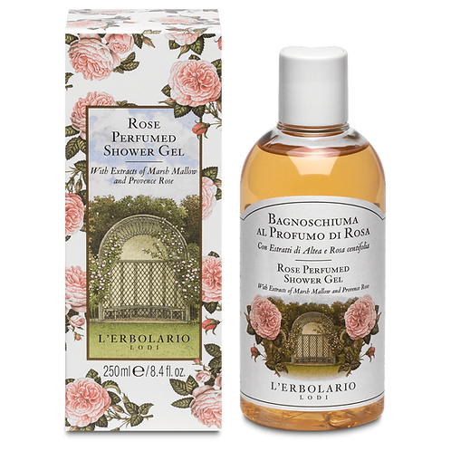 Rose Perfumed Shower Gel