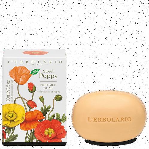 Sweet Poppy Perfumed Soap