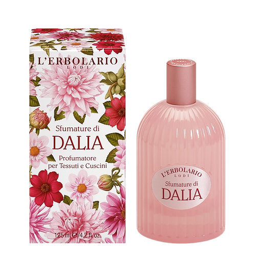 Shades of Dahlia Fragrance Diffuser for Fabrics and Pillows