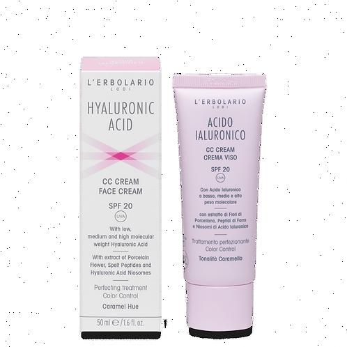 Hyaluronic Acid CC Cream - Caramel Hue