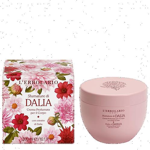 Shades of Dahlia Perfumed Body Cream